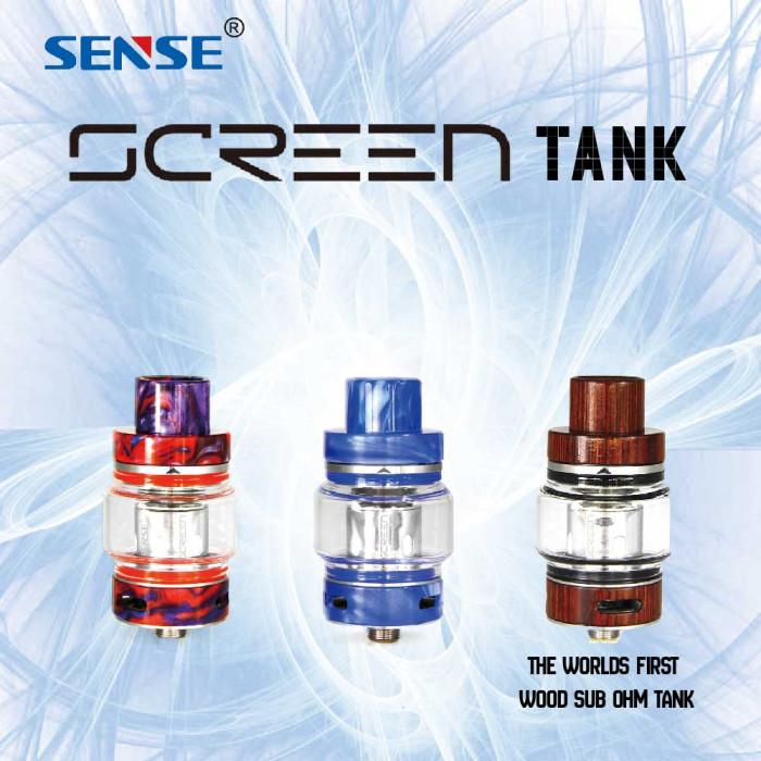 SENSE SCREEN 25mm Sub-Ohm TANK