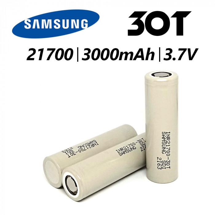 SAMSUNG 30T INR 21700 3000 mAh 35 A Battery [ 1 pc ]