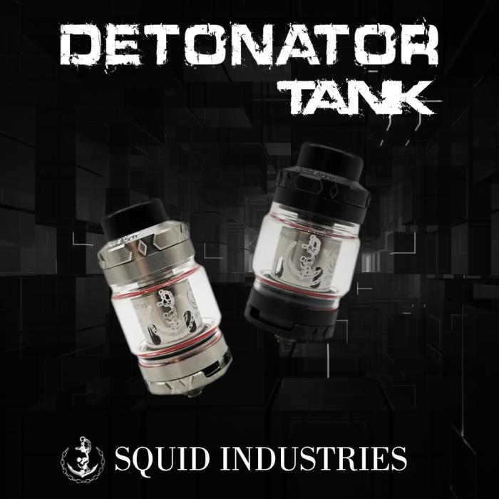 SQUID INDUSTRIES Detonator Tank